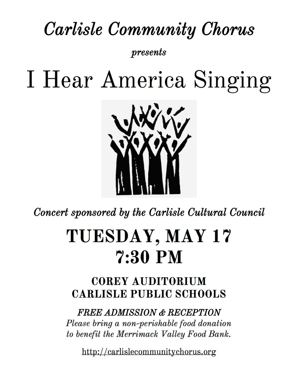 CCCSpringConcertFlyer
