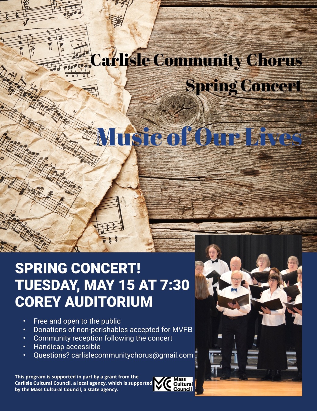 CCC Spring Concert 2018
